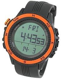 [LAD WEATHER] German Sensor Altimeter Barometer Chronograph Digital Compass Timer Lap Time Alarm Outdoor Sport (Climbing/ Hiking/ Running/ Walking/ Camping)