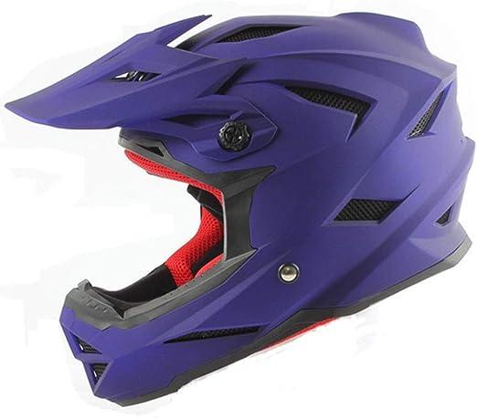WXCymhy - Casco Integral para Bicicleta de Adulto con diseño de ...