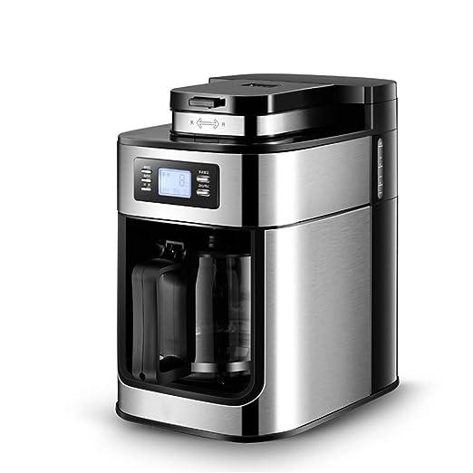 XSWZAQ Máquina De Café Molinillo Automático Casero Recién ...