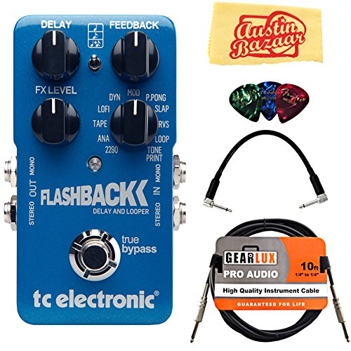 tc-electronic-flashback-delay-and-looper-guitar-effects-pedal-bundle-with-gearlux-instrument-cable-p