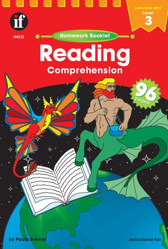 HOMEWORK BOOKLET:READING COMPRE. LEVEL 1