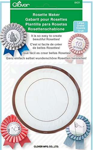Small Rosette - Clover Rosette Maker Large