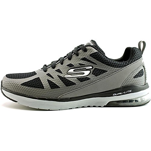 Skechers 51486 Herren US 8.5 Grau Cross-Training