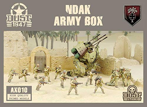 DUST 1947 - Axis NDAK Army Box