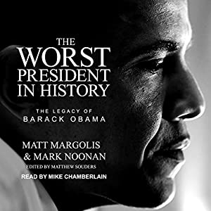 The Worst President in History Audiobook