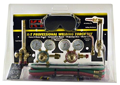 K-T INDUSTRIES 31-5000 Victor Style Medium Duty Torch Kit