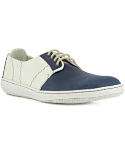 Bleu Chaussures Oceanbee Femme Pleasant Nd19 Naturalista Lacets El 8vwqOIn