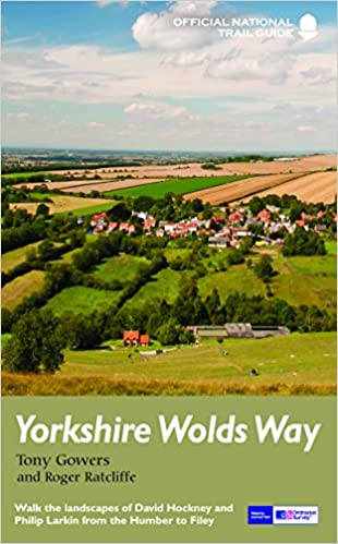 Yorkshire Wolds Way guidebook (Official National Trail Guide)