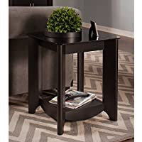 Aero End Tables in Classic Black