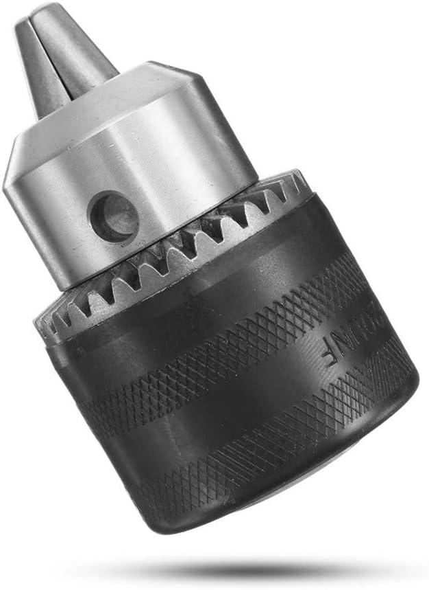 Doolland 1.5-13mm Drill Chuck Drill Adapter 1//2 pouce modifi/é impact cl/é dans Eletric Drill