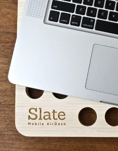 iskelter Slate: Mobile Lapdesk-Die Essential Runde Schreibtisch