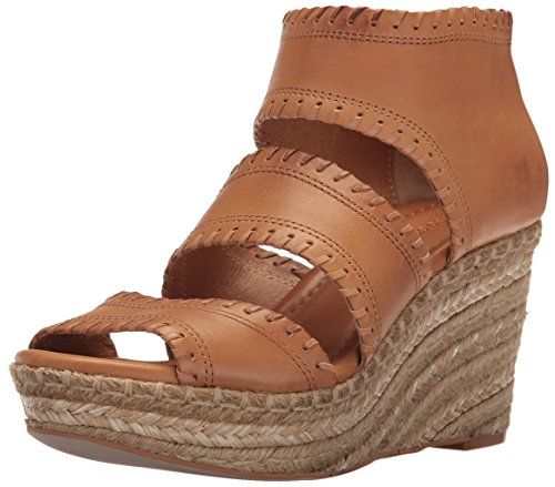 Espadrille Sandal Women Corso Como Camel Wedge Joyce Leather Brushed tRPRqvw