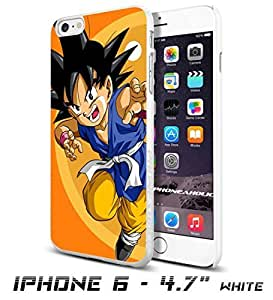 Dragon Ball Comic (Manga) Dragonball #37Cool iphone 4 4s Inch Smartphone Case Cover Collector iphone TPU Rubber Case White [By PhoneAholic]