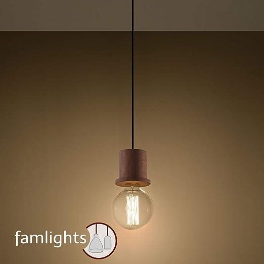 Wohnzimmer Lampe Braun