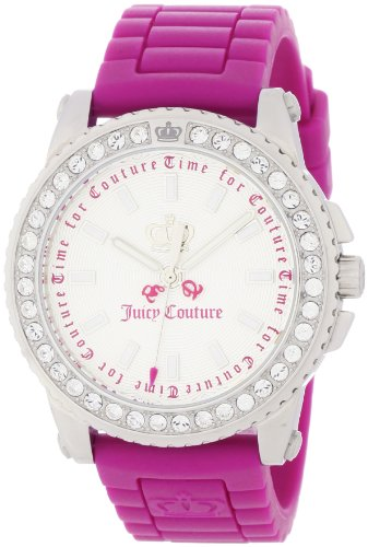 juicy-couture-womens-1900703-pedigree-pink-jelly-strap-watch