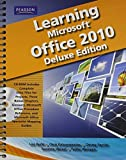 img - for Learning Microsoft Office 2010 Deluxe Editions (Hard Cover) by Emergent Learning LLC (2010-10-07) book / textbook / text book