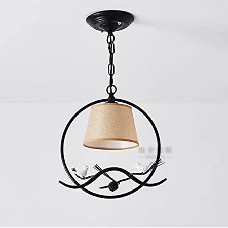 Zhaojing bird chandelier rustic retro wrought iron creative zhaojing bird chandelier rustic retro wrought iron creative personality modern porch light balcony lamps restaurant lights aloadofball Gallery