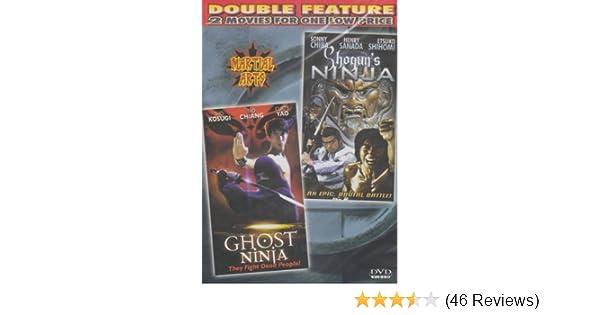 Amazon.com: Shoguns Ninja / Ghost Ninja [Slim Case]: Sho ...
