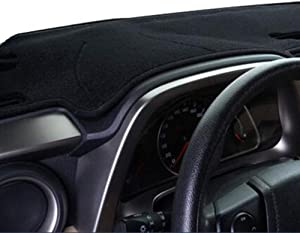 nasASLK Good Polyester Non-Slip car Dashboard Cover Dashboard pad,for Volkswagen VW Touran MK2 2016 2017 2018 2019 2020 Auto Dash Mat Carpet Cape Anti-Sun Sun Shade Dashmat