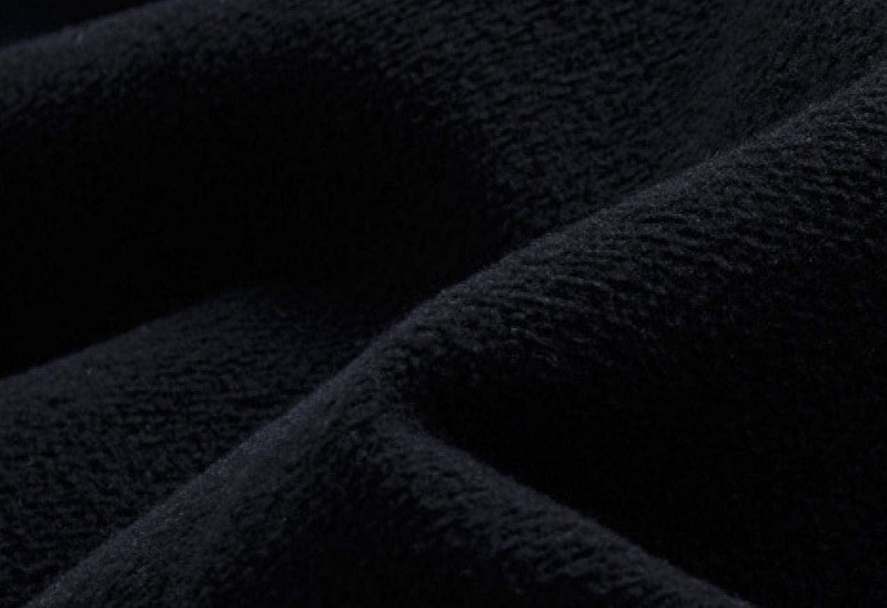 Abetteric Men Large Size Softshell Multi-Pockets Openwork Casual Pant