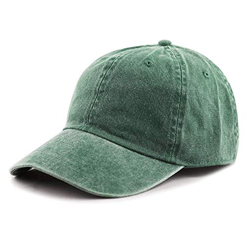 SLGJ 100% algodón Quickdraw Tapa de Panel de Perfil bajo Seis Gorra de béisbol