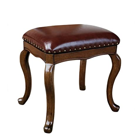 Phenomenal Amazon Com Vanity Benches Dressing Stool Solid Wood Makeup Alphanode Cool Chair Designs And Ideas Alphanodeonline