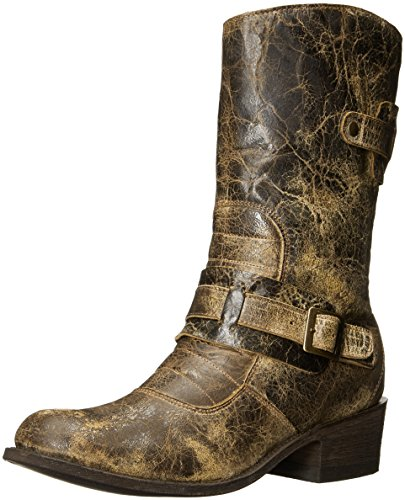 Five Worlds by Cordani Women's Sonia Western Boot Copper FZiTVl8qo