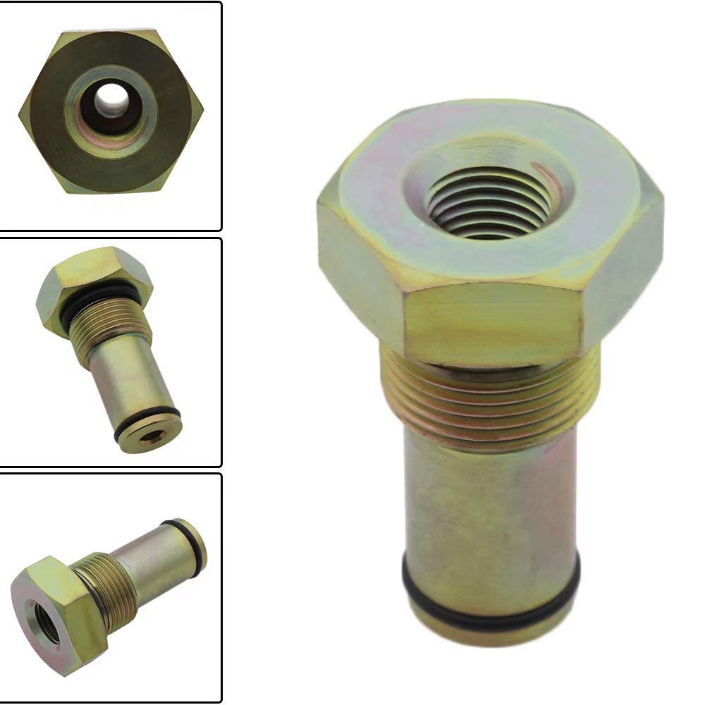 JahyShow Air Test Fitting Tool for Ford 6.0L Powerstroke High Pressure Oil System IPR New