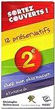 Sortez Couverts 12 Préservatifs Boîte de 12 préservatifs Sortez Couverts