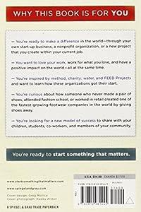 Start Something That Matters by Spiegel & Grau