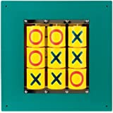 Anatex Busy Cube-Tic-Tac-Toe Wall Panel