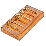 2015 calendar meat - BRAIN GAMES Wooden Mastermind Game