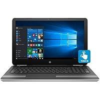 HP Pavilion X3T20UA Laptop PC - AMD A12-9700P 2.5 GHz Quad-Core Processor - 8 GB DDR4 SDRAM - 1 TB HDD - 15.6-inch Touchscreen Display - Windows 10 Home 64-bit - Silver (Certified Refurbished)