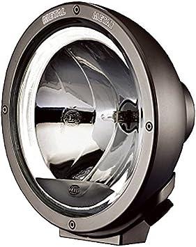 HELLA 1N8 007 560-021 Nebelscheinwerfer Luminator-Chromium rund 12//24 V Anbau//B/ügel links//rechts stehend Halogen