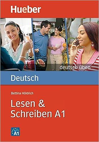 Book Deutsch Uben: Lesen & Schreiben A1