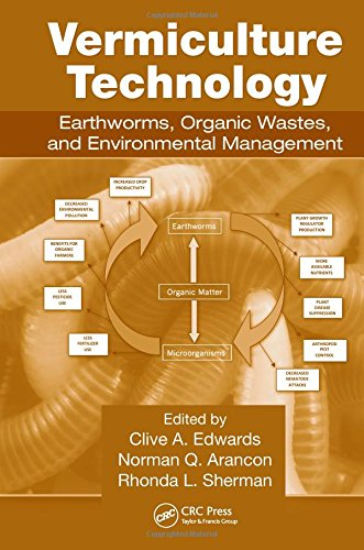 Vermiculture Technology: Earthworms, Organic Wastes, and Environmental Management by