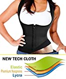 Waist Trainer Vest For Women Corset with Zipper