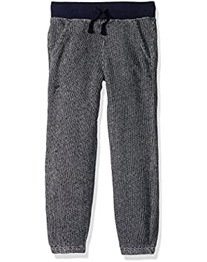 Baby Toddler Boys' Knit Jogger Pants