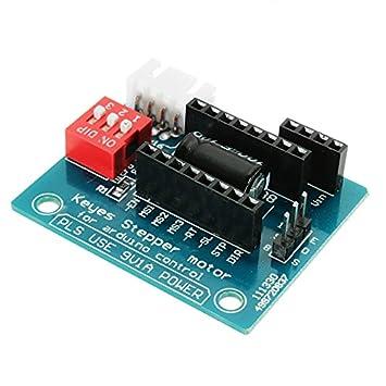 ILS A4988 / DRV8825 Stepper Motor Control Board Tarjeta de ...