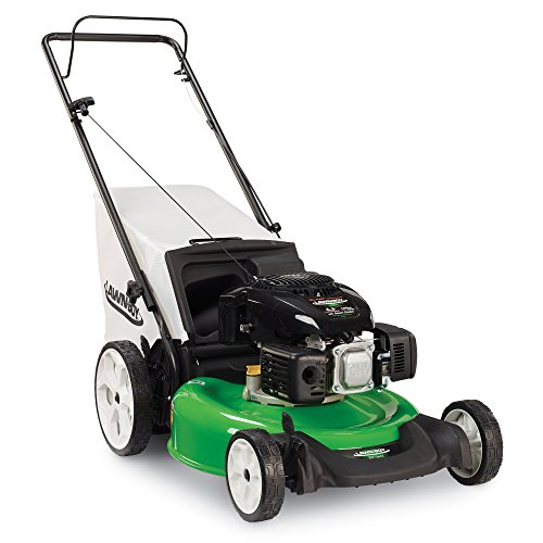 Wheel Push Mower High (Lawn-Boy 17730 21-Inch 6.5 Gross Torque Kohler XTX OHV, 3-in-1 Discharge High Wheel Powered Push Lawn Mower)