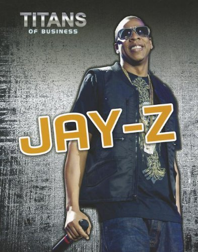 Jay-Z (Titans of Business) ebook