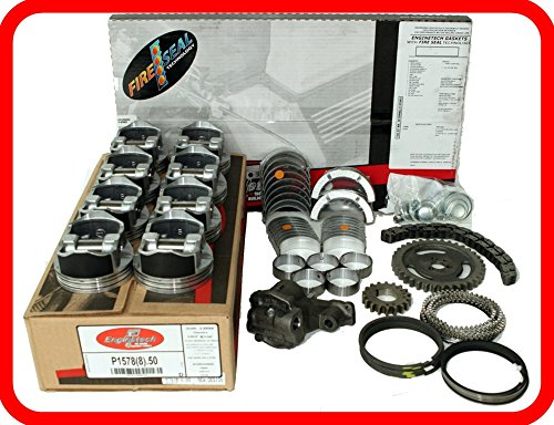 Engine Rebuild Overhaul Kit FITS: 1993-2003 Dodge 360 5.9L V8 Magnum Ram Dakota (Replacement Standard Magnum Stem)