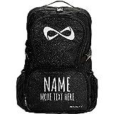 Cheap Custom Name/Text Cheer Bag: Nfinity Sparkle Backpack Bag