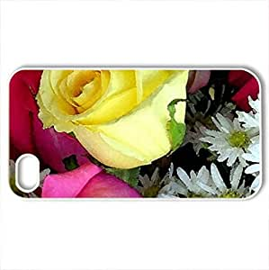 For SamSung Note 2 Case Cover CaThe Best 3D Full Wrap CaHand Holding Red Rose