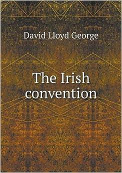 Book The Irish convention