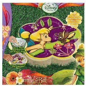 Disney Fairies Tinkerbell and the Great Fairy Rescue Create Your Own Glitter Memory -