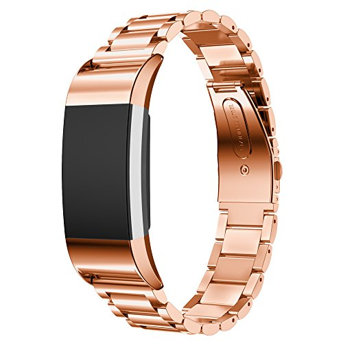 Fitbit Charge Elobeth Stainless Fitness