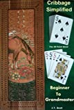 img - for Cribbage Simplified - Beginner to Grandmaster book / textbook / text book