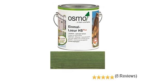 Barniz de una sola capa HS Plus de Osmo, verde abeto (9242) 2,5 litros: Amazon.es: Bricolaje y herramientas