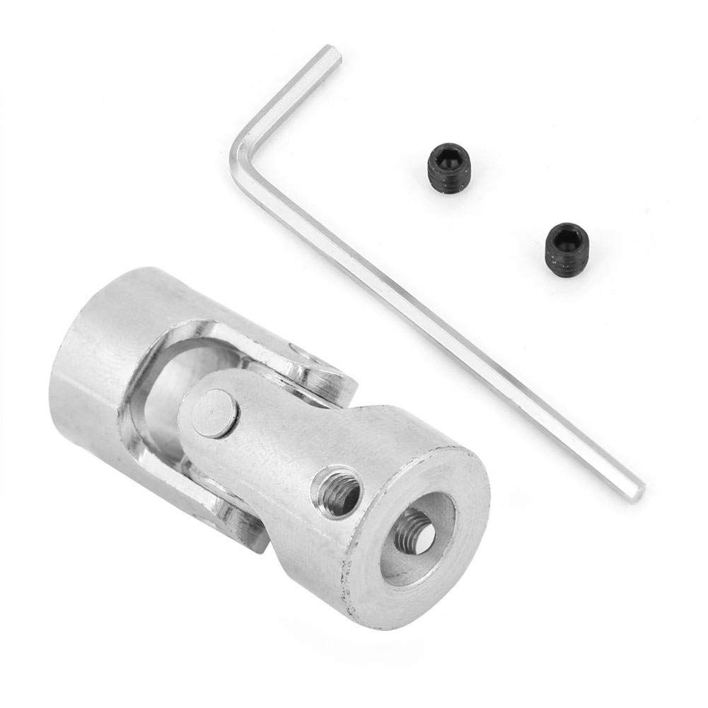 Shaft Coupling Motor Connector DIY Steering Universal Joint 8 * 10mm Universal Joint Socket